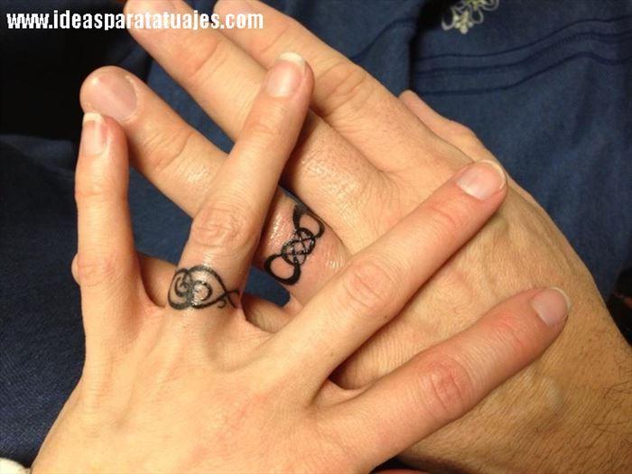 Tatuajes para parejas de amor 10