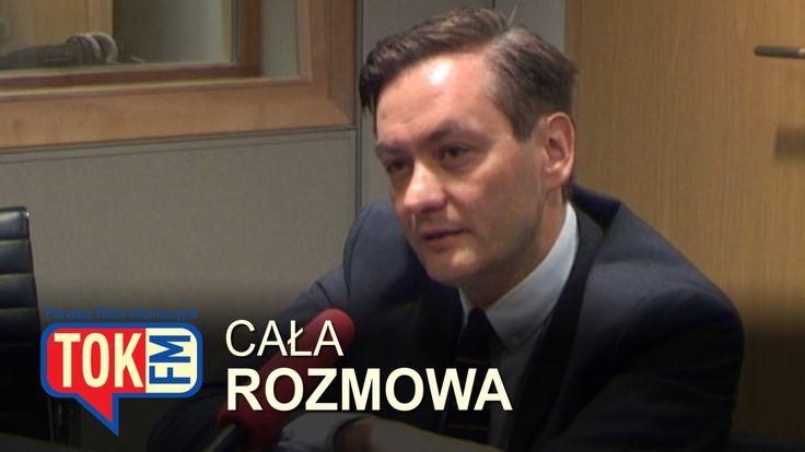 Robert Biedroń u Najsztuba