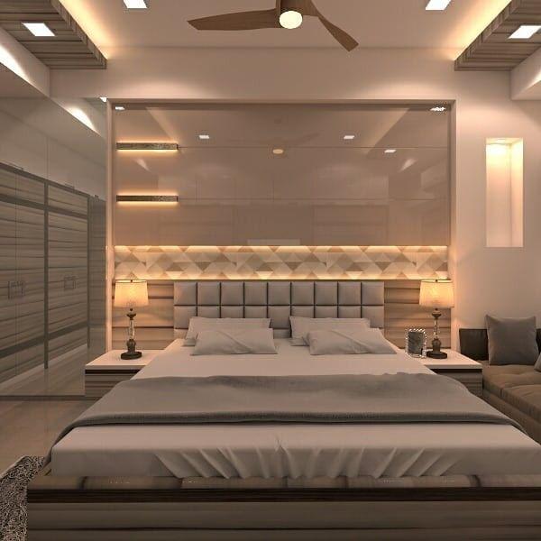 Bedroom Interior Design Modern Bedroom Interior Modern Master