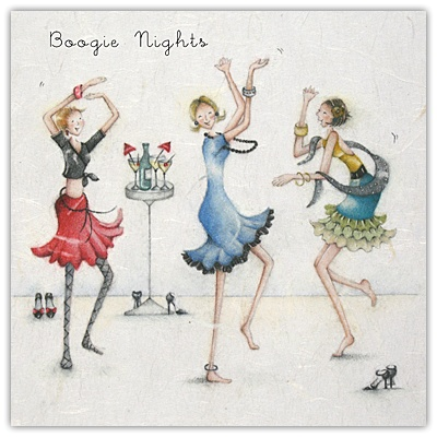 Boogie Nights Berni Parker