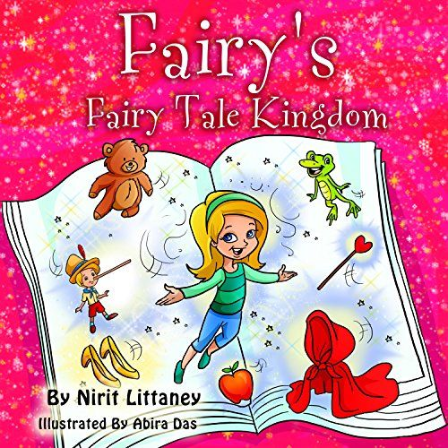 10 best childrens books images on pinterest baby books fairys fairy tale kingdom by nirit littaney ebook deal fandeluxe Images