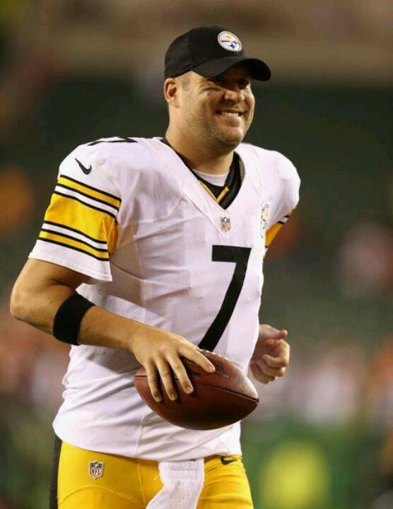 Big Ben - Pittsburgh Steelers