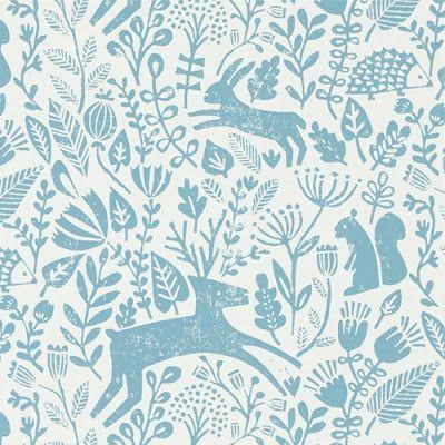 print & pattern: WALLPAPER