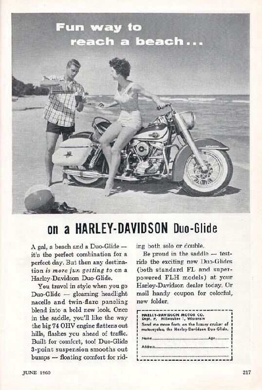 Harley Davidson Advertising: 581 Best Images About Harley Pin Up & Posters On Pinterest