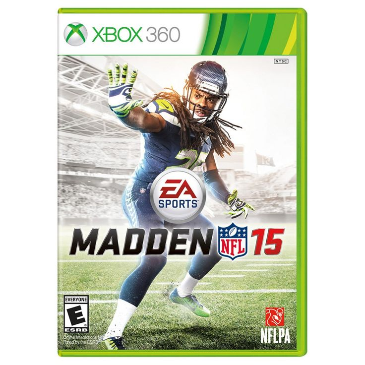 Madden NFL 15 (Xbox 360), Console Video Game