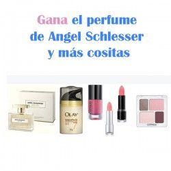 Gana el perfume de Angel Schlesser y más cositas ^_^ http://www.pintalabios.info/es/sorteos-de-moda/view/es/4673 #ESP #Sorteo #Cosmetica