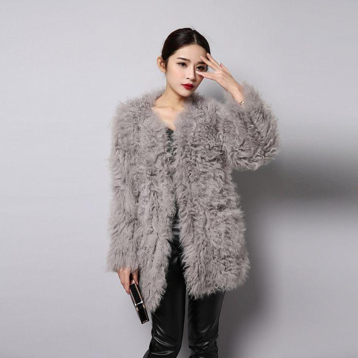 Fur Coats Ladies | Fashion Women's Coat 2017