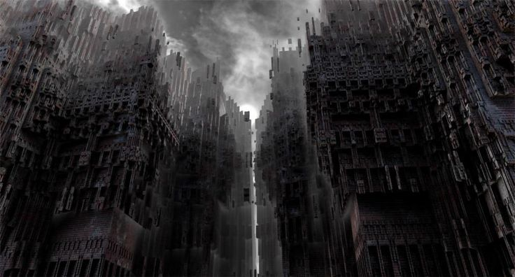 Using Fractal software Mandelbulb 3D, East Londoner Graham Symmons creates epic buildings that resemble Gothic masterpieces such as the Notre-Dame Cathedral of Reims and the Monastery of Batalha. ...