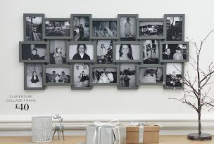 Buy 21 Aperture Collage Frame from the Next UK online shop