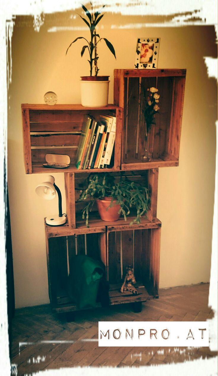 Obstkisten Möbel ~ Die neuesten Innenarchitekturideen
