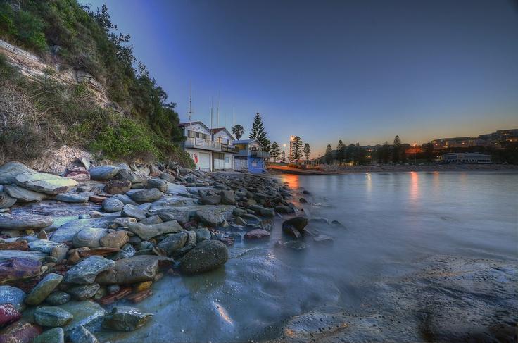 Terrigal Haven.  Central Coast NSW Australia.45mins north of Sydney.