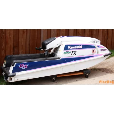 For Sale: 1990 Kawasaki Jet Ski Jet Power 550SX Ware Runner JS550B