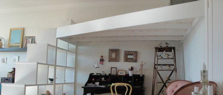 loftdesign.se – vi designar och tillverkar loft, loftsängar, sängskåp, sovloft, inredningssnickeri med mera i olika material och utformning | loftdesign.se
