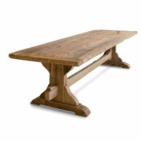 Dining Table: Farmhouse Dining Table Oak