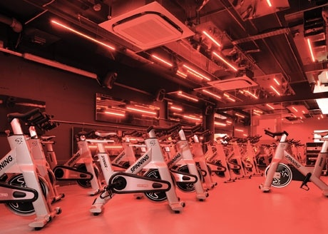 Gymbox - Gyms