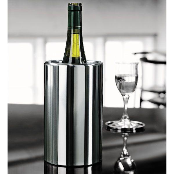 Cooler do butelek Stelton - DECO Salon. Extremely elegant cooler bottles, one of the most prestigious brands of Danish design - Stelton company. #kitchenaccessories #wine #giftidea