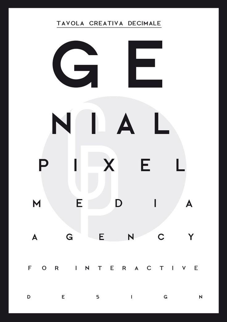 Genial Pixel media agency for interactive design