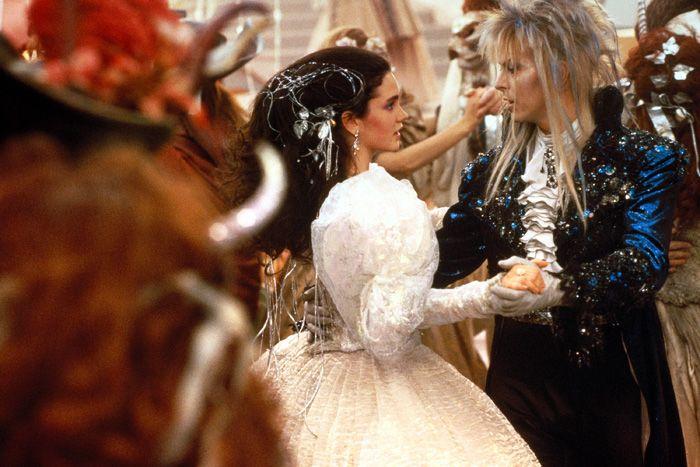 Ballroom Scene from the movie Labyrinth (1986)