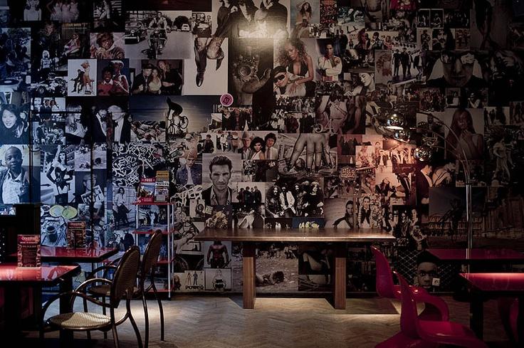 Basic Collection, @basicbudapest, Ötkert Budapest #design #bar #club #furniture #terrace #hungary #interior #music #basiccollection