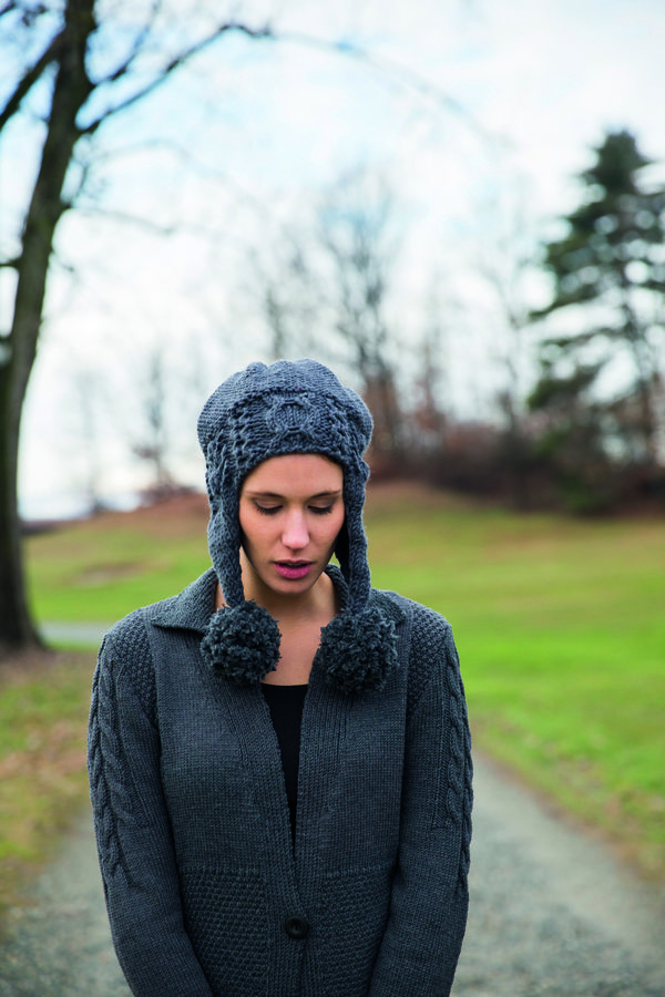 79770fc3 Allison - Hat Knitting Inspiration - Filatura di Crosa Zara Plus & Zara Fur