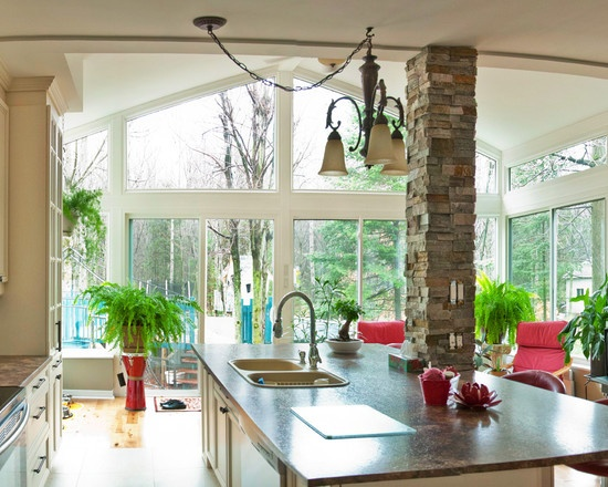 1000 images about transitions sunrooms on pinterest for Transition windows for homes