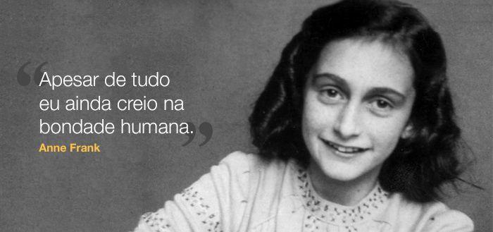 Sete coisas que você não sabia sobre Anne Frank