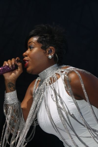 Fantasia Barrino's soulful Detroit performance