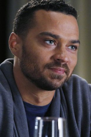 "Jackson Avery (Played by Jesse Williams) | The Characters Of ""Grey's Anatomy"" In Their First Season Vs. Now"