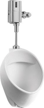 Toto UT105UG#01 Commercial 1/8 GPF T-S Urinal modern-urinals