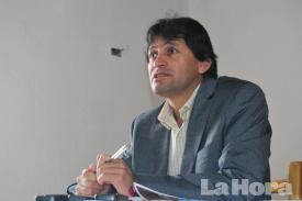 Entrevista al alcalde de Intag, Jomar Cevallos, sobre el estadio de sitio que se vive en el valle.