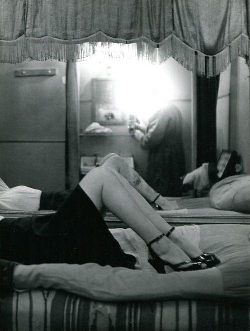 """122, rue de Provence, Paris"" - Robert Doisneau (1952)"