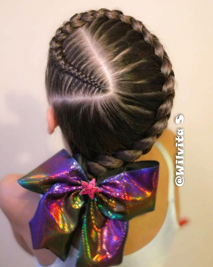 "706 Me gusta, 42 comentarios - Silvia Casanova (@wilvita_s) en Instagram: ""This beautiful hairstyle is inspired by Mariya @brianasbraids she do Amazing braids ❤❤ We love her…"""