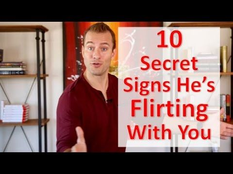 flirting signs from guys at work meme video youtube