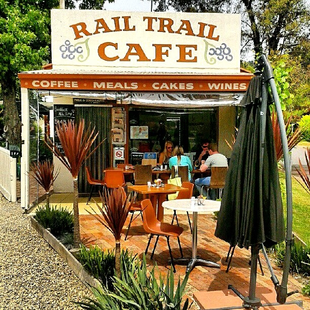 Bright Victoria (5) Loved the Rail Trail CAfe    See more photos  http://www.ytravelblog.com/bright-victoria-2/#