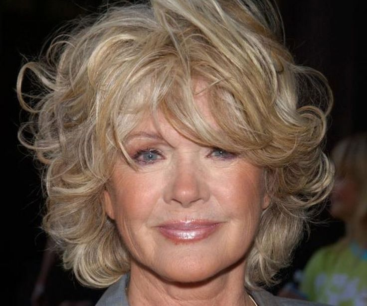 Hairstyles Women Over 60 Connie Stevens Get Gorgeous