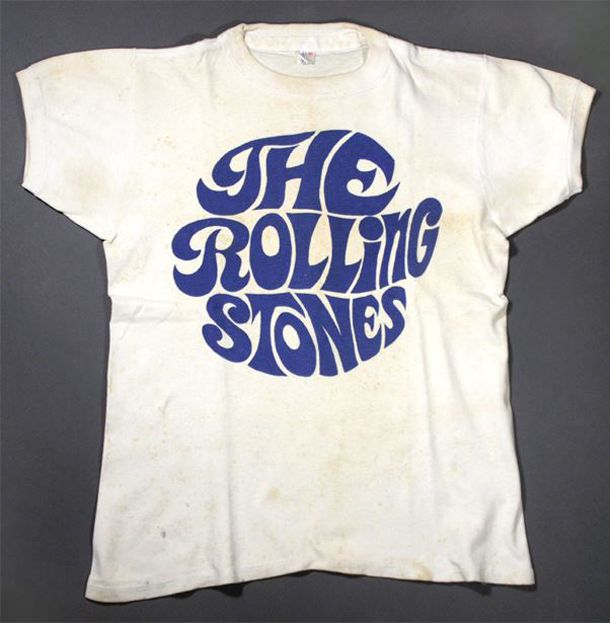 The Tragic Tale of the Lost Rolling Stones Tee: http://www.defunkd.com/blog/2013/08/21/lost-rolling-stones-t-shirt/