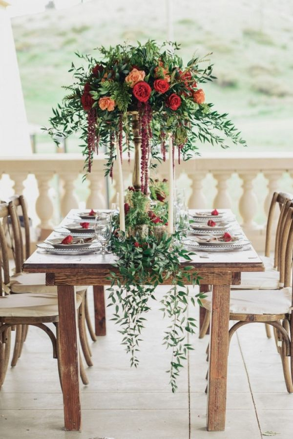 311 best Vintage Centerpieces images on Pinterest | Wedding decor ...