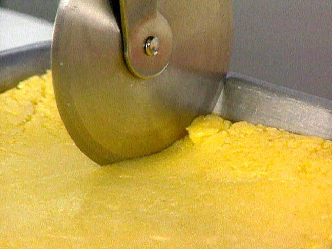 Basic Polenta recipe from Giada De Laurentiis via Food Network