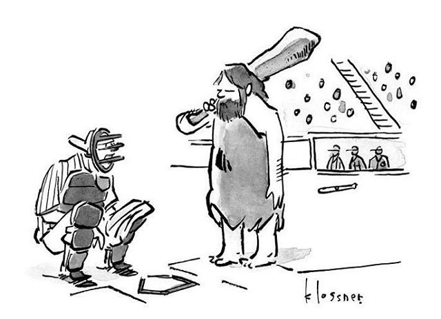 Caption Contest Cartoon By John Klossner My Entry In The New Yorker Cartoon Caption Contest 625 Cartoon Caption Contest Caption Contest New Yorker Cartoons