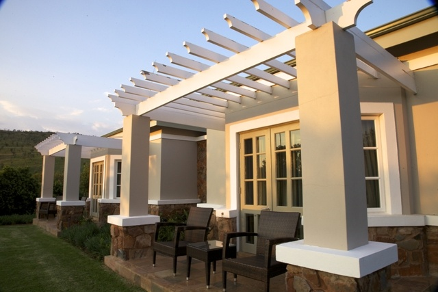 The sunset in Magaliesburg is absolutely breathtaking and not to be missed. Our luxury room allows you to soak in the last bit of sun for the day. To book our Luxury Room click here: http://bit.ly/IY9YJ0