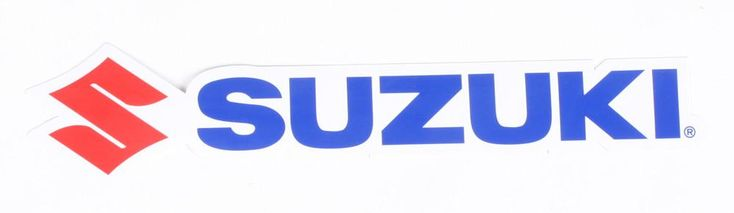 Dcor Visuals 40-40-112 12 Suzuki Decal Sheet