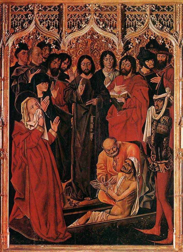 Favori 101 best The Raising of Lazarus images on Pinterest | Raising of  HS94