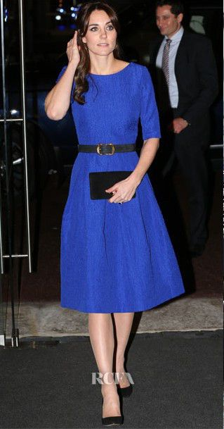 kate middleton blu