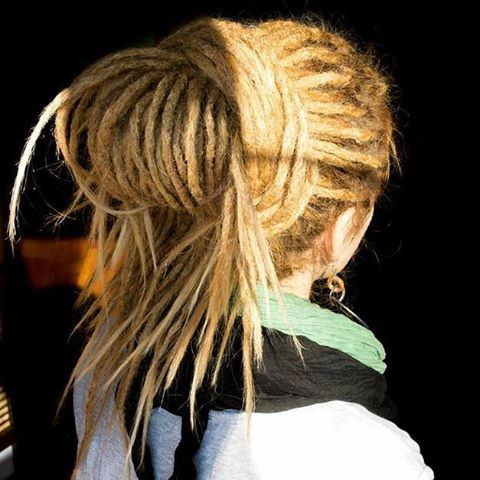 Dreadlock Bun