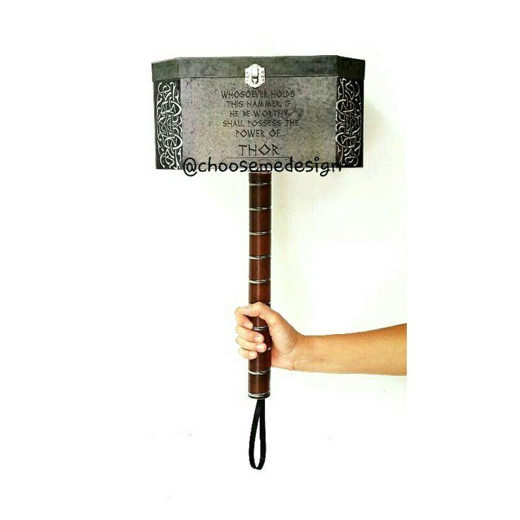 Thor's Hammer for Birthday souvenir by Choose me