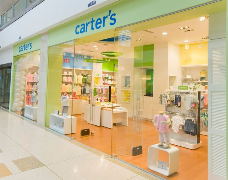 If you have kids, grandchildren, nieces, nephews, or any other small children in your family, the Jersey Shore also has a Carter's store so you can find something for them!