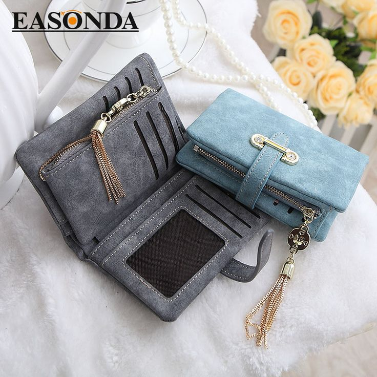 High quality Fashion women wallets multi-function small wallet purse short design Card Holder Wallet For Womens Purses