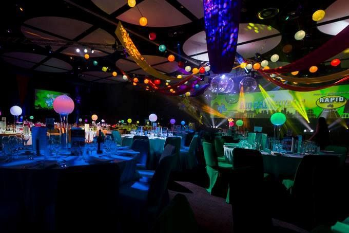 Carnivale Theme Gallery - Props, Centrepieces and Styling Elements | Phenomenon