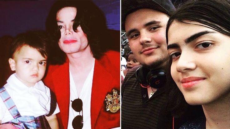 "Michael Jackson's Son ""Blanket Jackson"" 2017 [VIDEO]"