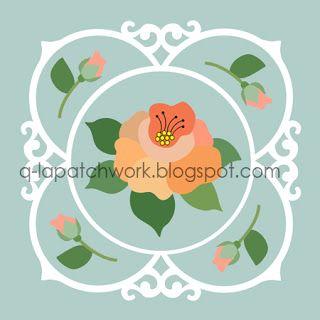 Q-La Patchwork: Mawar Februari